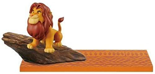 Disney Characters MEGA World Collectible figures story.07  The Lion King  single item