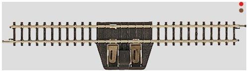 Märklin 8590 - Anschlussgleisstück, Inhalt 1 Stück, Spur Z