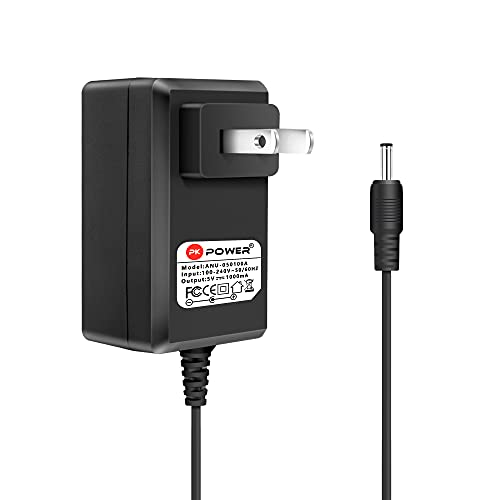 PK Power 5V ac Adapter Electronics Power Supply Compatible with Vizio 29 SB2920 SB2920-C6 29-inch 2.0 inch High Definition Bluetooth Sound Bar Speaker System Power Supply Cord