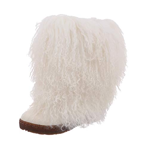 Top 10 white boots with fur for women for 2021