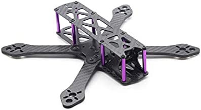 Part & Accessories MartianII 220 220mm 5inch 4mm Arm Thickness Carbon Fiber FPV Racing Frame Kit W/PDB for Racing Drone VS Impulserc ALIEN