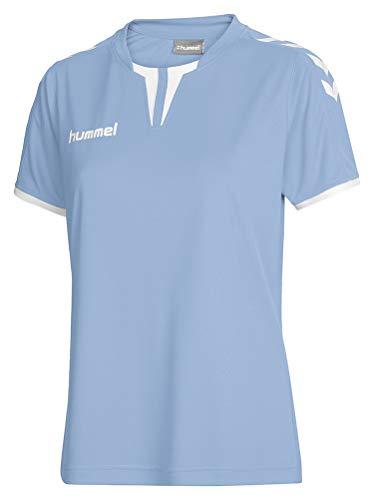 Hummel Damen Trikot Core Short Sleeve Jersey, Argentina Blue, XL