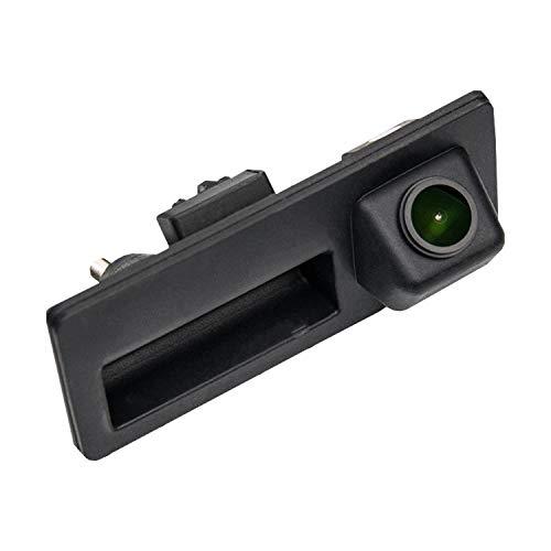 HD Telecamera per la Retromarcia Retrocamera, telecamera posteriore impermeabile visione notturna per A4 B8, A5, VW Jetta MK6 SE Passat B5 B6 B7 3C, Touran, Sharan, Tiguan, Touareg, Golf Plus