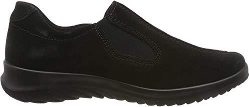 Legero Damen Softboot 4.0 Gore-Tex Sneaker, Schwarz (Schwarz (Schwarz) 00), 38 EU