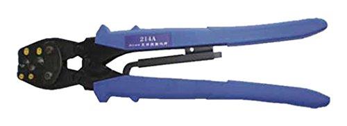 泉精器製作所『手動片手式工具 裸圧着端子 スリーブ用(214A)』