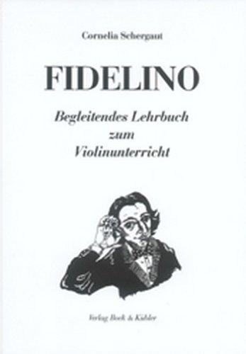 fidelino. Leerboek voor de viool lessen