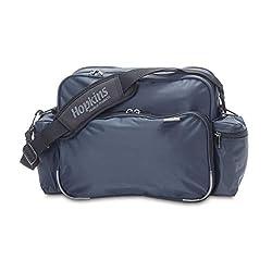 powerful Original Hopkins Medical Products Home Health Shoulder Bag – Navy Blue