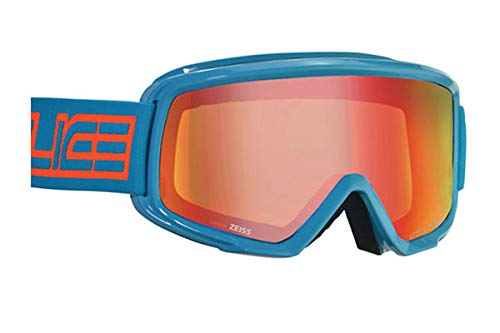 Salice 608DACRXPF skibril SR blauw unisex volwassenen één maat