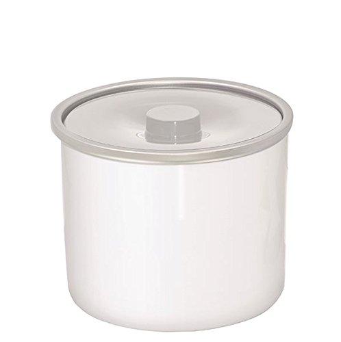 Steba Isolierbehälter mit Deckel und Frischedeckel zu Eismaschine IC 20