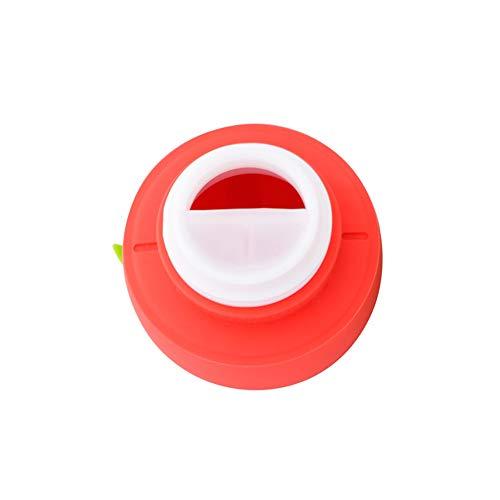 JMung Lip Vakuumpumpe Für Volle Lippe Apfel Damen Pumper Pump up Your Lips Praller Schmollmund Fuller-Sauger Machen Sie sexy,Red