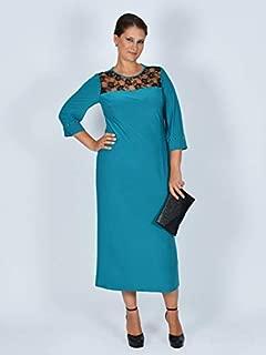 Nidya Moda Kadın Roba Dantel Kombin Taşlı Abiye Elbise