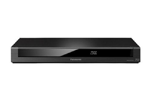 Panasonic DMR-BWT640EC Blu-Ray-Rekorder 3D Schwarz DVD/Blu-Ray player - DVD/Blu-Ray Players (1080p, 16:9, Dolby Digital,Dolby TrueHD,DTS-HD HR,DTS-HD Master Audio, 24-bit/192kHz, AVCHD,MKV,MP4,XVID, AAC,FLAC,MP3,WMA,WMV)