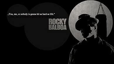 Divine Posters's Rocky Balboa Movie