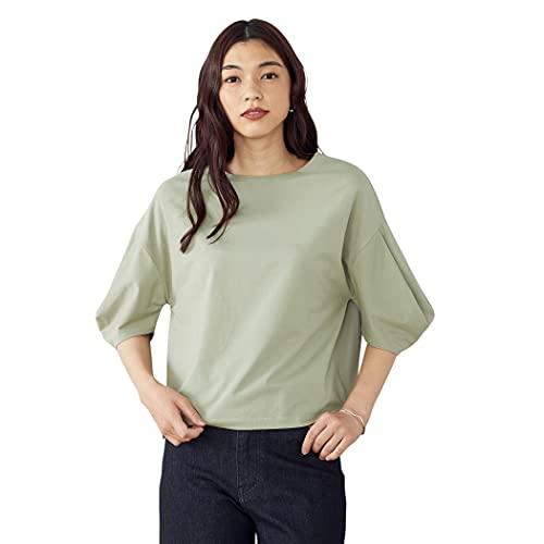 (コムサ イズム) COMME CA ISM 半袖 デザインTシャツ 12-68CW16-201 M ミント