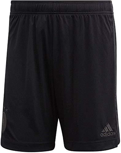 adidas DFB A SHO Pantalones Cortos de Deporte, Hombre, Black, 3XL