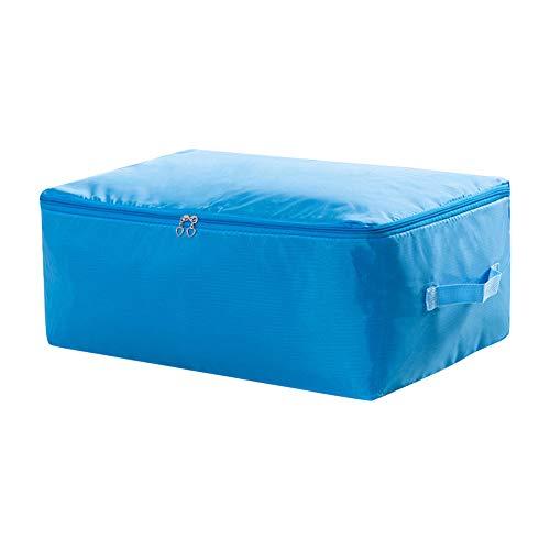 Gtagain Bettdecke Aufbewahrungstasche - Organizer für Kleidung Wasserdicht Staubdicht Feuchtigkeitsbeständig Umzug Geruchsneutral Groä Tasche Unter Dem Bett für Bettwäsche Steppdecke Decken