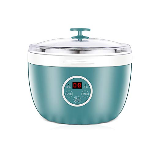 Lowest Price! Automatic Digital Yoghurt Maker,Electric Yogurt Makers,Perfect For Making Fresh Health...