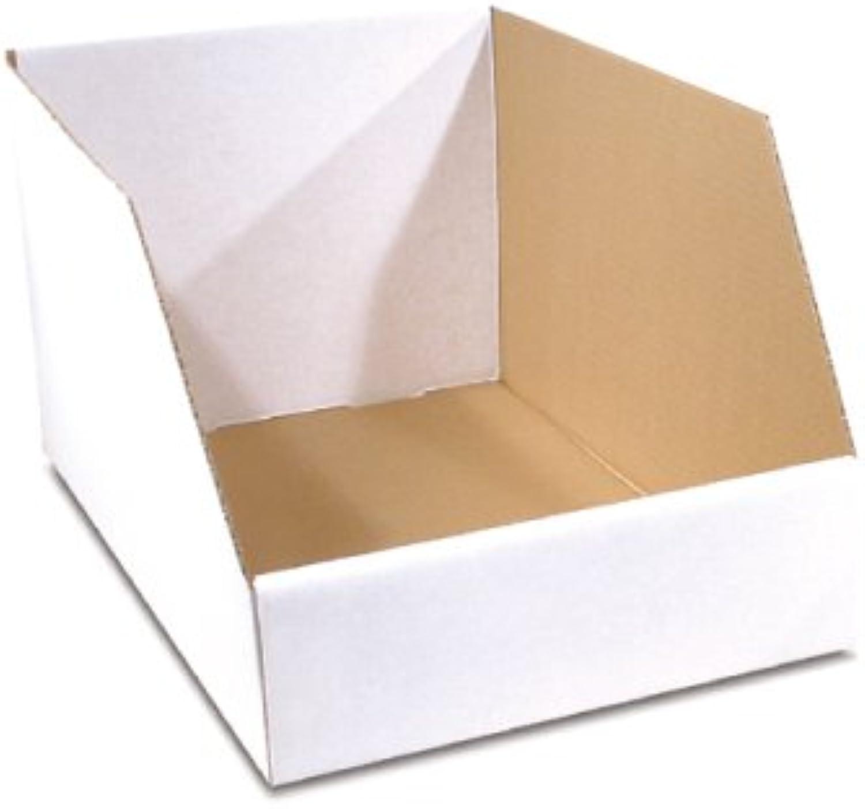Der Verpackung Verpackung Verpackung Großhändler 10 x 18 x 4–1 5,1 cm Open Top Bin Box, 50 Stück (bsbineb1810) B00CP3CTKY | Schön  d7fcdf