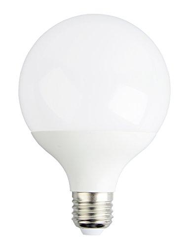 Brilliant 96700/05 A+, LED Globelampe G95 easyDim, E27, 12 W 960 lm, warmweiß, 3000 K, 360 Grad, Glas, 12, 9.5 x 9.5 x 13.6 cm