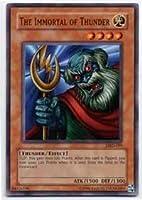 Yu-Gi-Oh! - The Immortal of Thunder (MRD-099) - Metal Raiders - Unlimited Edition - Common
