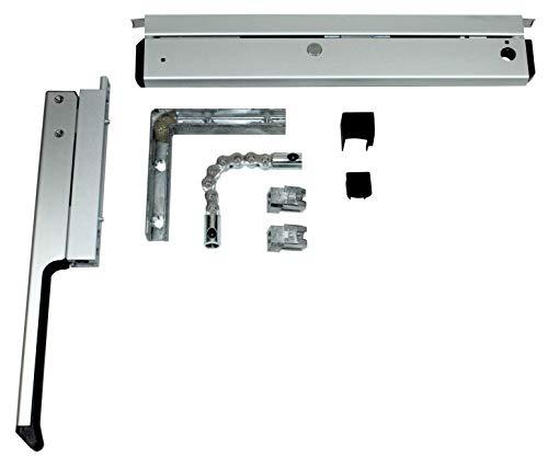 GU Oberlicht Fenster Grundkarton Ventus F200 mit Handhebel Silber EV1 K-15011-00-0-1
