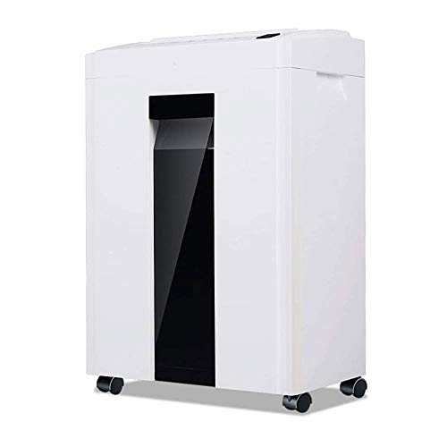 Learn More About 10-Sheet Cross-Cut Heavy Duty Shredder, with 10 Minutes Running Time, Household Silent Shredder 16L Large Capacity Shredder 4 Level Confidential Shredder