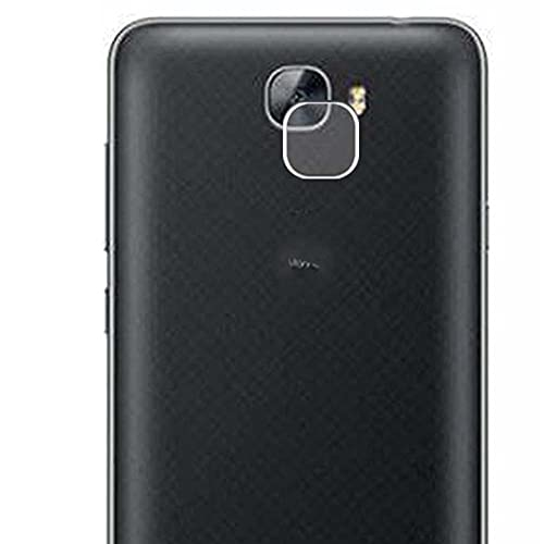Vaxson 2 Stück Kamera Schutzfolie, kompatibel mit Huawei Y6 II 2, Kameraobjektiv TPU Folie [nicht Panzerglas Bildschirmschutzfolie/Hülle Hülle ]