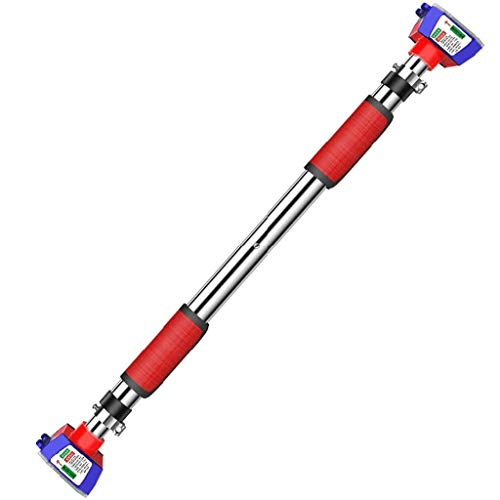 ZYLD Doorway Klimmzugbügel, Locking Doorway Klimmzugstange, bewegliche Heavy Duty Home Fitness-Tür-Übungs-Stab for Heimfitnessgeräte (Size : 93cm-126cm)