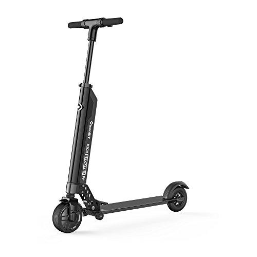 iconBIT Kick FF Scooter - klappbarer Elektroscooter mit kräftigem Motor (250W) - 6