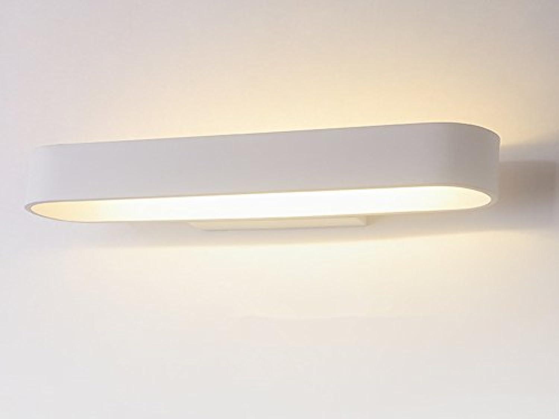 LQ- Wall Lights Wandleuchte-Nordic Minimalist Painted Eisen Wandleuchte, Nachttischlampe, Für Schlafzimmer Gang Wohnzimmer Studie Badezimmer,S
