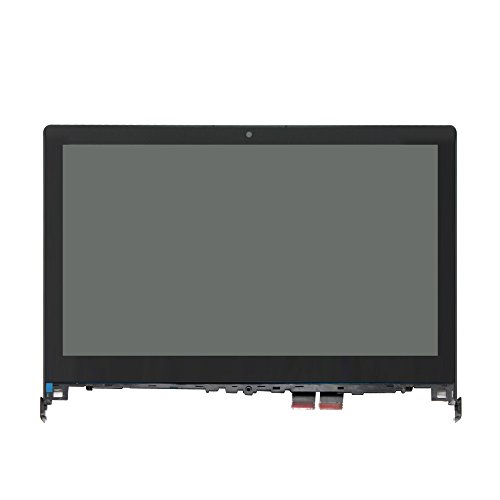FTDLCD® 14 Zoll FHD LED LCD Touchscreen Digitizer Display Assembly mit Rahmen für Lenovo Flex 2-14D 20404
