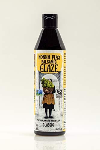 Nonna Pia's Classic Balsamic Glaze (12.85 Ounce)