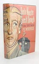 Bertie Wooster Sees It Through P G Wodehouse Simon & Schuster 1955 1st Vtg Book