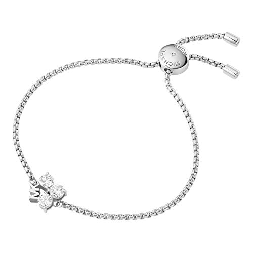Michael Kors Silver-Tone Brass Bracelet