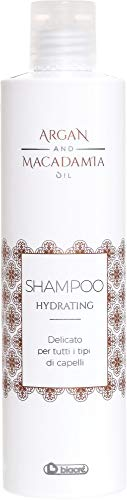 biacrè Argan and Macadamia Oil Hydrating Shampoo, 300 ml