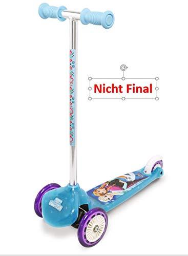 Smoby Scooter mit DREI Rädern Twist Disney Frozen 2 3 Jahre 7600750228