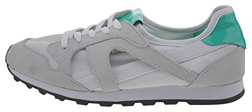 Colours of California, Sneaker Donna Bianco Bianco