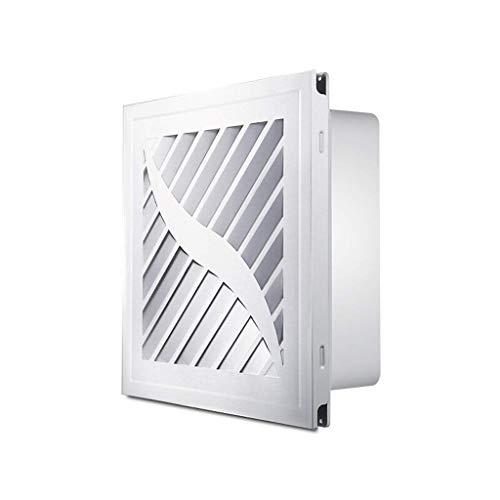 Extractor De Baño, Bathroom Extractor Ventilador, Acero de la cocina Extractor Fan Techo integrado Potente ventilador ventilador Baño Cocina Cocina Hogar Oil Fume Mute