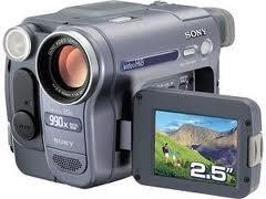 Sony CCD-TRV228 + Hi8 de Casete