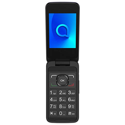 Alcatel 3025X-2BALWE1 30.25, Mobilephone, 256 Mb Metallic Silber