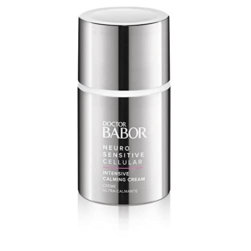 DOCTOR BABOR Calming Cream, Beruhigende Gesichtscreme für trockene, schuppige Haut, auch bei...