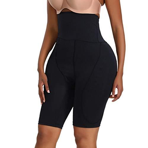 RichAmazon Mujeres 2 esponja pad refuerzo falso trasero caderas par elevación caldera silueta control ropa interior llena de ropa interior delgada