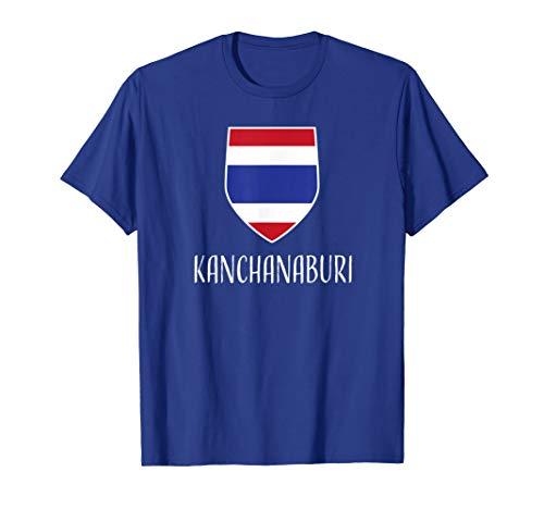 Kanchanaburi, Thailand - Prathet Thai T-shirt