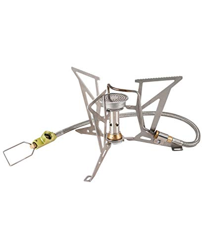 Edelrid Unisex– Erwachsene Kocher Opilio Opolio, Silver, one size