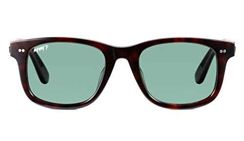 Myway Italy Style Sunglasses Real Polarized Crystal Glass