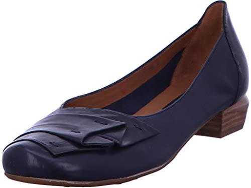 Everybody Geranio Pumps Slipper dunkelblau Größe 39 EU Blau (dunkelblau)