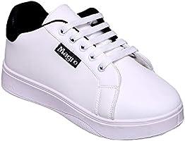 حذاء كاجوال للنساء من تيستا تورو 37 EU , أبيض أسود