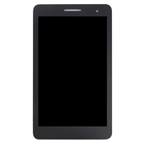 Mobile Phone LCD Screen for Huawei MediaPad T1 7.0 / T1-701 LCD Screen and Digitizer Full Assembly(Black) LCD Screen (Color : Black)