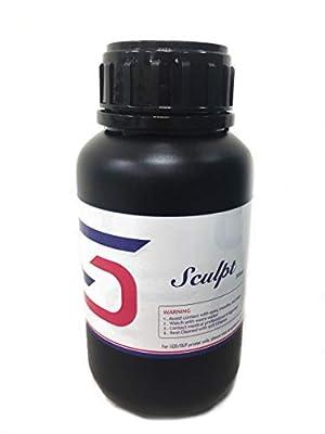 Siraya Tech Sculpt (1kg) - High Resolution, HiTemp Resistance Resin for DLP/LCD Printers Like Moonray