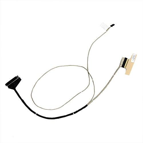 Zahara 15,6 Zoll LCD-LED-Bildschirmkabel für Acer Aspire E5-523 E5-523G E5-523-2343 E5-553 E5-553G E5-575 E5-575G DD0ZAALC011 50.GDEN7.001